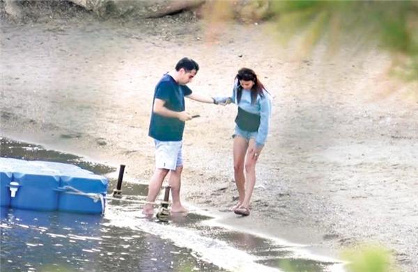 Nehir Erdoğan sevgilisi Renan Kaleli ilk kez görüntülendi