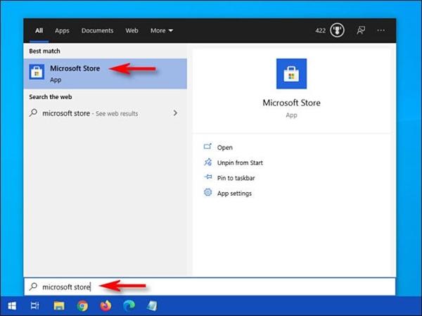 Microsoft Store'dan Satın Aldığınız Uygulamaları Yeniden Yükleme
