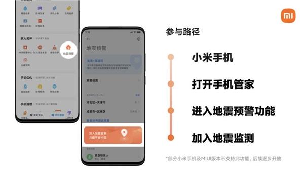 Xiaomi Yapay Zeka Destekli Deprem Uyarı Sistemi Geliştirdi