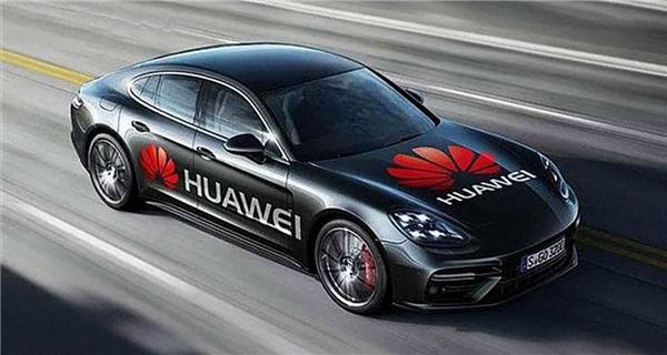 Huawei Sürücüsüz Elektrikli Araç Teknolojisini 2025 Yılında Sunacak!