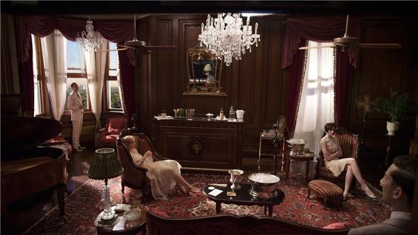 MuhteÅ?em Gatsby movie home ile ilgili görsel sonucu